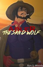 Adler :  The Sand Wolf by Ron_S_Woody