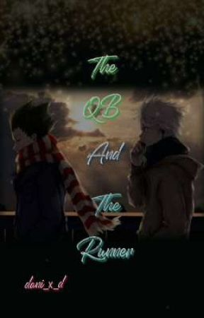 The QB And The Runner by dani_x_d