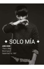 ◆ SOLO MIA ◆ by ARMYGIRL1705