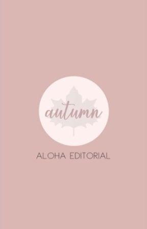 Concurso de otoño 2020 🍂 by alohaeditorial