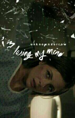 I'm Losing My Mind - Teen Wolf by UnknownSorrow