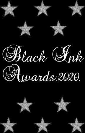 Black Ink Awards 2020 by theblackinkcommunity