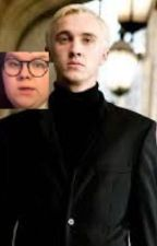 Gertrude Fatbottom X Draco Malfoy  by ToeSoap