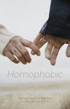 Homophobic  / l.s by larrystyIinson