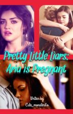 Pretty Little Liars: Aria is pregnant by cute_monsterXo