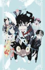I took Rin's place in Blue Exorcist! by Chichuu2