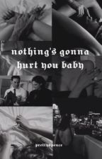 nothing's gonna hurt you baby {reader x hotch x spencer} by prettyspence
