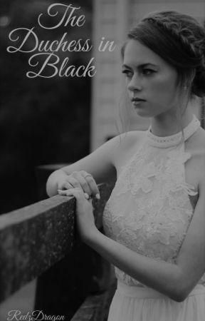 The Duchess in Black by RedzDragon