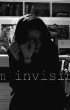 I'm invisible by AnnaPiperis