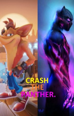 Crash The Panther. by Suntrainermaster345