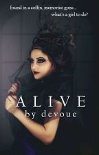 Alive | Jasper Hale | Book 1 by devoue