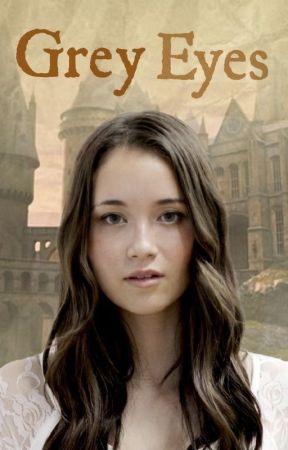 Grey Eyes (A Harry Potter Fanfiction) by randomwhatnots