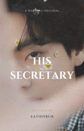   His Secretary   KTH   by eatinsbub