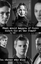 What if Clove hadn't died at the feast? by golden_pineapple231