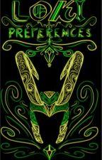 Loki preference  by Mischief_x_ManagedX