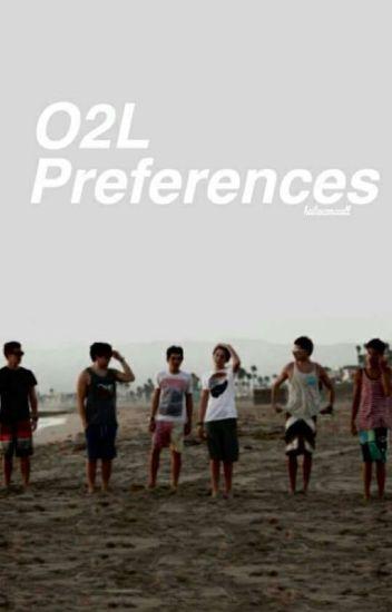 O2L PREFERENCES