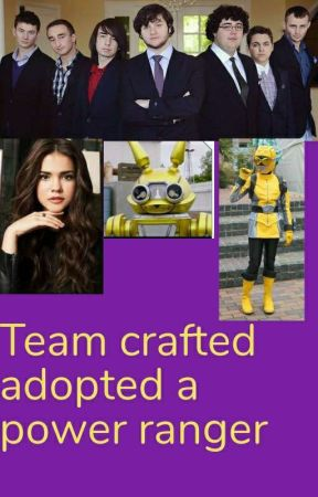 Team crafted adopt a power ranger by Jineka