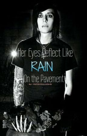 Her Eyes Reflect Like Rain on the Pavement (Ricky Horror) by loserxwithxdreams