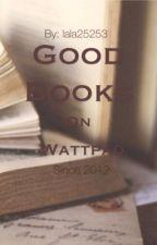 Good Books On Wattpad by exomkchanyeol