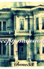 Creepy Mansion by Chene33