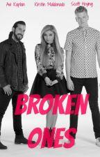 Broken Ones (A Scirstie Fanfic) by scirstiekray