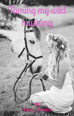 Taming my wild mustang by AmandaD16