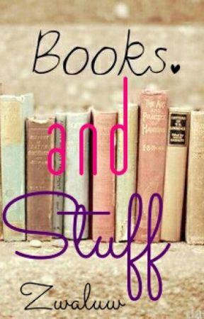 Books And Stuff by Zwaluw