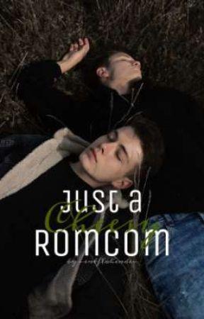 Just a Cheesy Romcom | BxB Story by -entflohende-