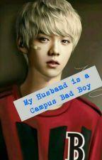 My Husband Is A Campus Bad Boy ♡ (Revising) by Jinhwanitot