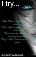 I try... by christina_biersack