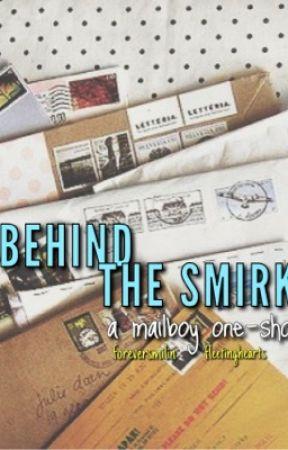 Behind the Smirk by astrostellar
