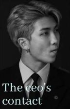 the ceo's contact.knjxreader. by jhope1199