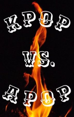Kpop VS. Apop by FantasyKpopper