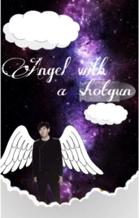 Angel with a shotgun (Phan) by phanallamallama