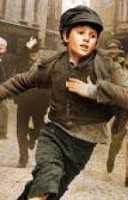 Oliver Twist by sarahElzwawy