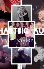 Hartbig AU (+Troyler) by troylerhartbig