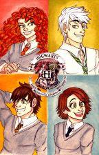 The Big Four: La Batalla por Hogwarts by YehosuaHernandez