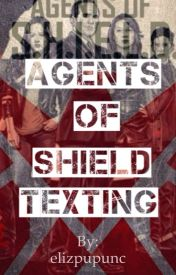 Agents Of Shield Texting Group by ewhite9