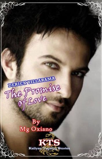 "DERICK VILLARAMA ""THE PROMISE OF LOVE"""