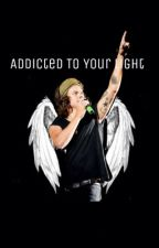 Addicted to Your Light by sunshineharrystyles