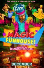 Arlo Dittman x female reader 'A magic funhouse fanfic'  by EdgyTrashy