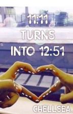 11:11 turns into 12:51 by RhianChellseaDuquill