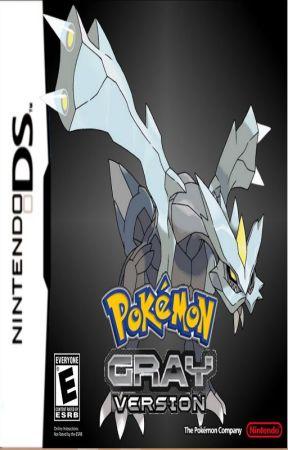 Pokemon Gray by Joeypals