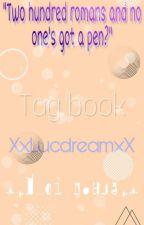 Tag!! Dam it!! by XxLucidreamsxX