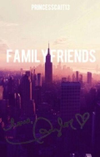 Family Friends (Taylor Swift Fanfiction)