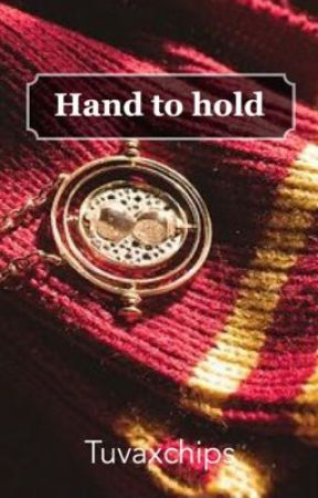 Hand to hold   George Weasley by tuvaxchips