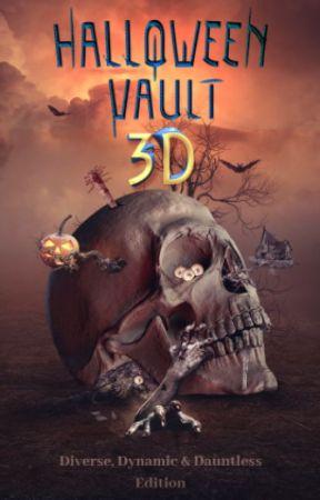 Halloween Vault 3D by WattpadMysteryTR