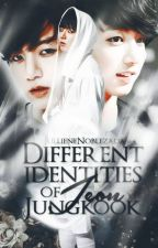 Different Identities of Jeon Jungkook by JullieneNoblezada