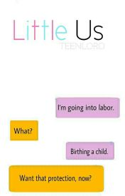 Little Us ➳ h.s #Wattys2014 by teenlord