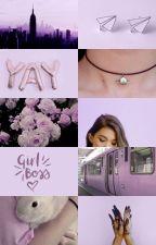 purplecat by riIeymatthews